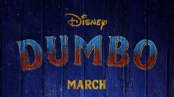 """Disney dévoile une première bande annonce du """"Dumbo"""" de Tim"""