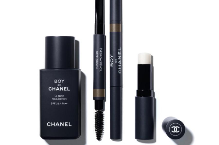 La línea de maquillaje, Boy de Chanel, estará disponible en línea a partir de noviembre.
