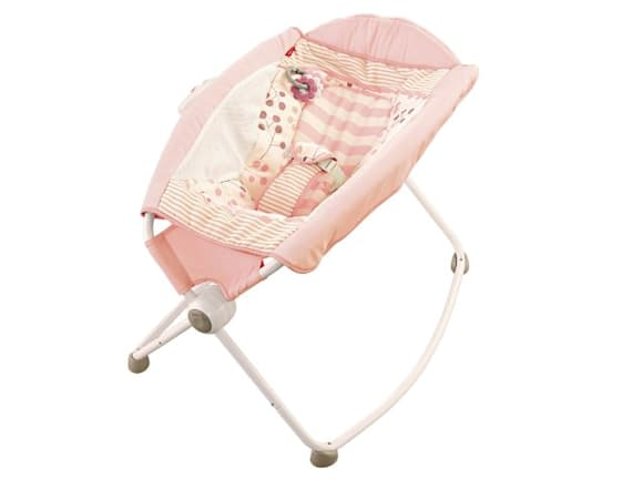 Fisher-Price recalls sleepers after infant deaths