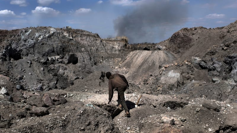 Child cobalt miners: Automakers pledge ethical minerals sourcing for EVs