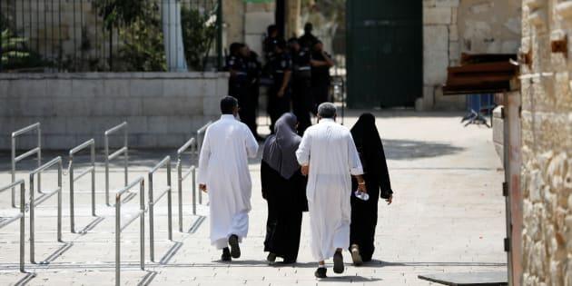 Esplanade des Mosquées à Jérusalem: Israël retire toutes les nouvelles mesures de sécurité
