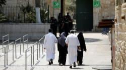 Israël supprime toutes les nouvelles mesures de sécurité de l'Esplanade des
