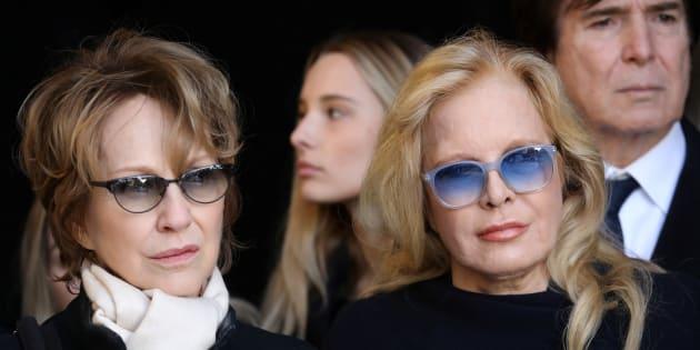 Sylvie Vartan n'assistera pas aux obsèques de Johnny... et s'en explique