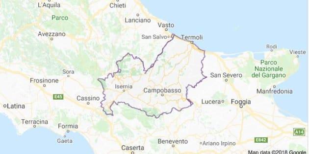 Fortissima scossa di terremoto in Molise, a Termoli e su tut