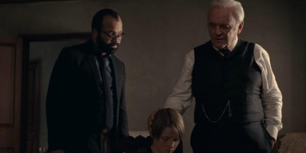 """L'un des nombreux mystères de la série """"Westworld"""" sur HBO semble sur le point d'être résolu."""