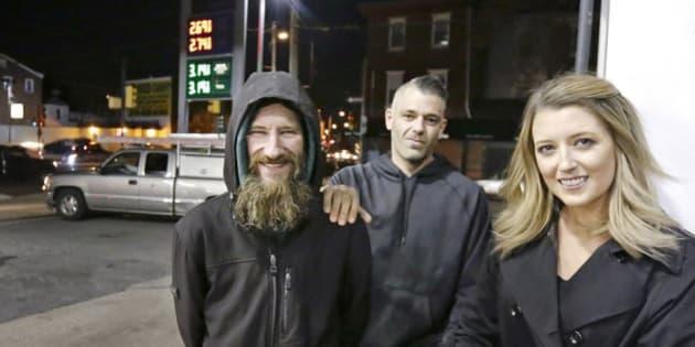 La storia del senzatetto che dona gli ultimi 20 euro? Invent