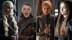 Las poderosas mujeres de 'Game of