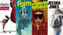 17 cómics de superheroínas que todo el mundo debería