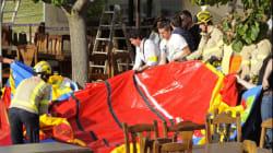 Tres niños muertos y medio centenar de heridos en castillos hinchables en 15