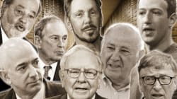 These 8 Men Have As Much Money As Half The