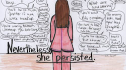 Avec le slogan #NeverthelessShePersisted, la sénatrice Elizabeth Warren devient une figure féministe face à