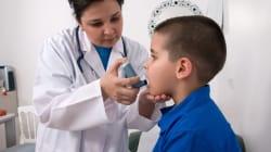 Día Mundial de la Salud: Casos de asma infantil aumentan debido a cambio