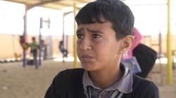 La crisis de salud mental que ocultan los niños sirios por la