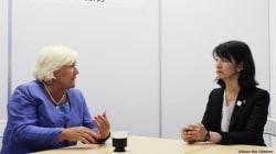 子どもに対するあらゆる体罰を終わらせるために-セーブ・ザ・チルドレン・スウェーデン事務局長エリザベット・ダリーンとの対談