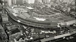 「鮮魚列車」が走った築地市場 83年の歴史に幕