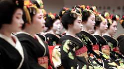 芸舞妓の「始業式」 京都の花街で「おめでとうさんどす」