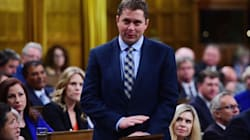Andrew Scheer Never Misses An Opportunity To Miss An