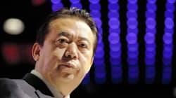 行方不明のICPO総裁、中国当局が調査 汚職に関与か