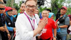 同性愛行為の罪で服役していた元副首相、政界復帰 マレーシア