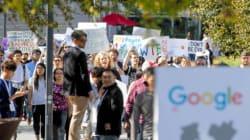 米グーグル、セクハラ幹部に巨額の退職金 社員数千人が抗議活動