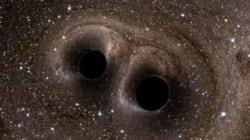 Detectada la mayor colisión de agujeros negros jamás