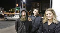 La storia del senzatetto che dona gli ultimi 20 euro? Inventata. I tre erano complici