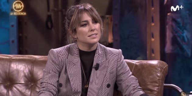 Blanca Suárez en 'La Resistencia'.