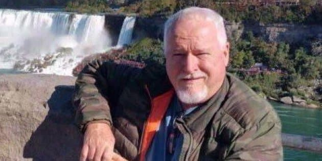 Bruce McArthur is shown in an undated Facebook photo.