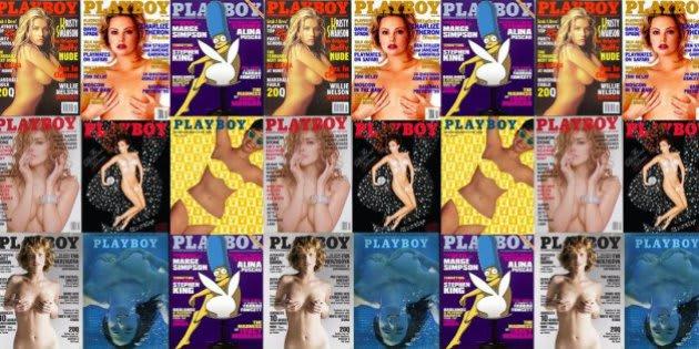 Le magazine Playboy est de retour en France