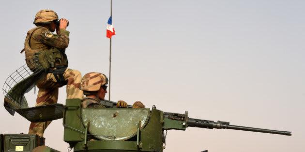 Fillettes agressées au Burkina: un militaire français condamné à un an ferme