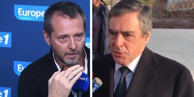 """Joseph Macé-Scaron """"fier"""" d'écrire les discours de François Fillon"""