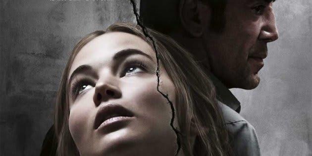 """L'affiche du film """"Mother!"""" de Darren Aronofsky"""