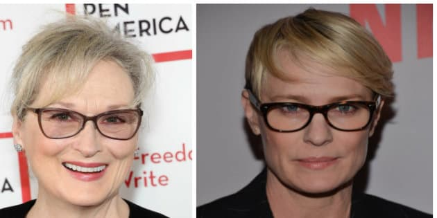 Evento com Meryl Streep e Robin Wright em São Paulo é cancelado.