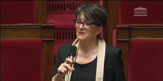 La députée LR Josette Pons