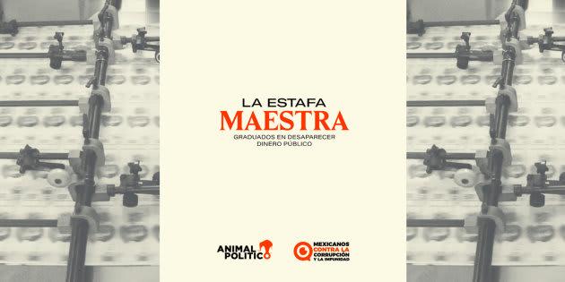 Investigación sobre 'La estafa maestra' recibe Premio Ortega y Gasset