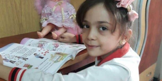 There has been renewed activity on the seven year old Syrian girl's twitter account