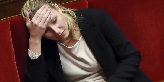 Marion Maréchal-Le Pen n'est pas une mère célibataire comme les autres