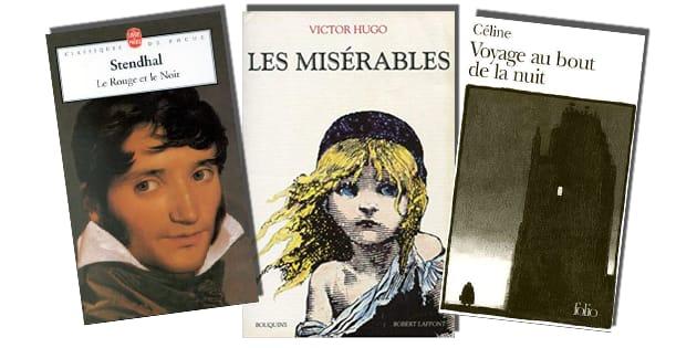 Un jury d'écrivains et de professionnels du milieu littéraire nous a permis d'établir la liste des 10 plus grands romans français et de les proposer à nos lecteurs pour un défi estival.
