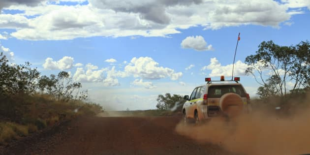 The body of a missing elderly German woman has been found in remote NT.