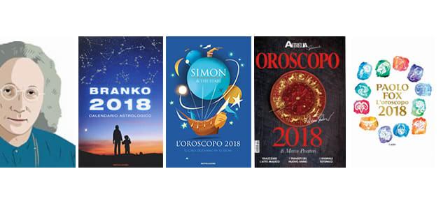 Oroscopo 2018 Paolo Fox Branko Simon The Stars Marco Pesatori