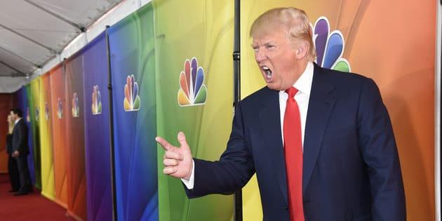 L'émission The Apprentice est ponctuée de moments vraiment pas très flatteurs pour Donald Trump.