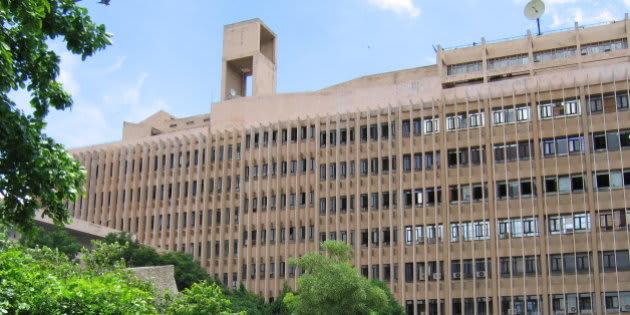 View of IIT Delhi