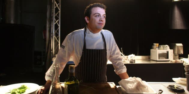 Guide Michelin 2017: Alexandre Gauthier, le chef qui aimerait qu'on pose nos smartphones