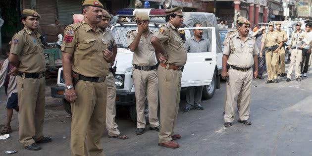 Representational image of police.