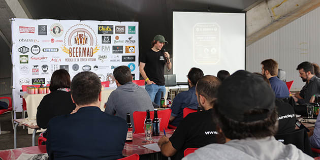 Jornada de Bloggers Cerveceros en Beermad.