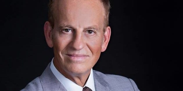 Nicola Di Iorio is shown in an image from his Facebook page.