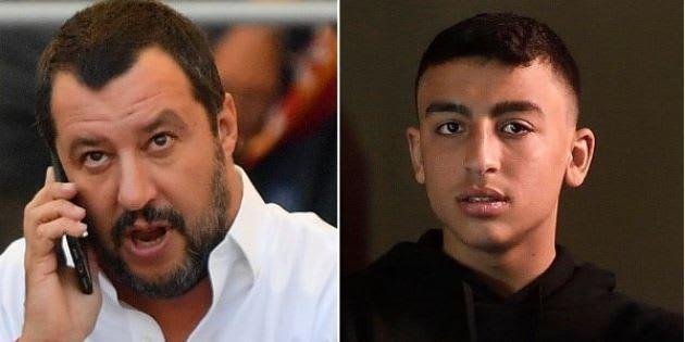 Salvini e Ramy
