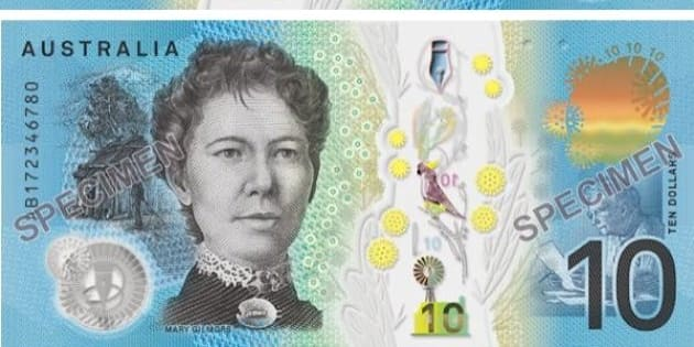 There's a new $10 note out today to jam up vending machines