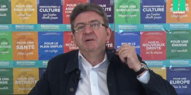 Blâmer Mélenchon de ne pas appeler à voter Macron est indécent, mais il devrait hurler contre les amalgames propagés par le FN.