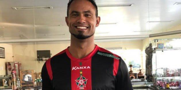 Bruno Fernandes foi contratado pelo Boa Esporte, time de Varginha